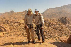 Tafroute Marokko.